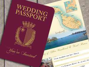 Malta Passport Invitation
