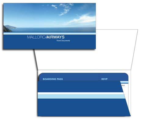 Ticket Wallet with Invitation