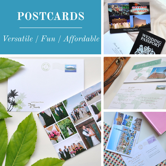 Destination Stationery Postcards